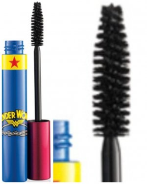 MAC Bad, Bad, Black WONDER WOMAN Opulash Mascara AUTHENTIC