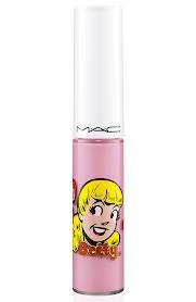 MAC BETTY: STAY SWEET Archie's Girls LIPGLASS AUTHENTIC NEW IN BOX