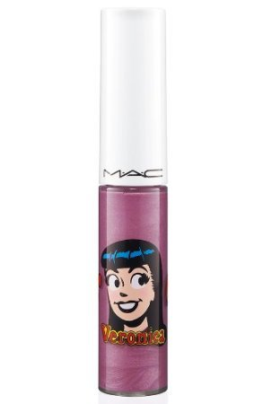 MAC VERONICA-MALL MADNESS Archie's Girls LIPGLASS AUTHENTIC NEW IN BOX