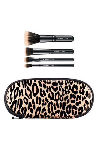 MAC MINERALIZE BRUSH KIT PERFECTLY PLUSH AUTHENTIC NEW IN BOX