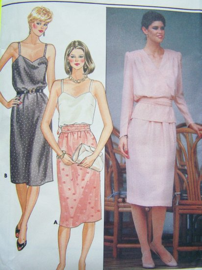 Patterns Clearance $5.00 or Less Vintage Butterick Sewing Pattern 6598