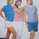 80's Vintage GAP Sewing Pattern Top Pants Shorts Culottes Sz Medium 14 16 # 4262