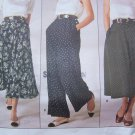 1980's Ralph Lauren Flared Skirt & Dress Pants Slacks Trousers Vintage Sewing Pattern Vogue 1723