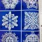 Magic Crochet Magazine Thread 30 Purse Apron Triple Ruffle Infant Dress Coasters Misses Cover Up Top