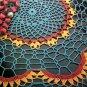 Magic Crochet Magazine # 31 Vintage Thread Crocheting Patterns