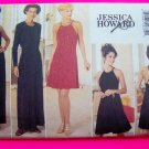 90s Evening Dress Formal Gown Cocktail Sundress Party 6/8 Jessica Howard Sewing Pattern 4294