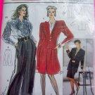 Burda Wide Leg Gaucho Pants Shorts Dolman Top Suit Jacket 12 14 16 18 20 22  Sewing Pattern 4968