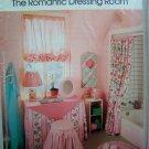 1970's Vintage Romantic Dressing Bath Sitting Room Instructions Patterns 114