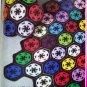 80's Vintage Hooked on Crochet Pattern Magazine # 12 Crocheting Patterns Book
