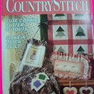 1990s Country Stitch Pattern Magazine Quilt Garland Paper Dolls