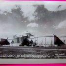 1930s Vintage Black and White Photo National Gallery of Art Washington DC Rideout Velox