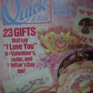 23 Cross Stitch Quick Easy Back Issue Pattern Magazine 91 Valentines Easter Mothers Day