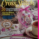 Simply Cross Stitch # 3 Pattern Magazine 20 Back Issue Patterns Book