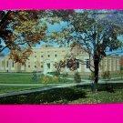 Vintage Postcard College Library State University Teachers College 1950s Chrome