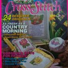90s Simply Cross Stitch Back Issue Pattern Magazine # 7