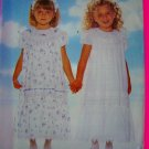 FREE USA S&H New Toddlers 1 2 3 Long Dress Slip Headband Sewing Pattern 4899  FREE Shipping