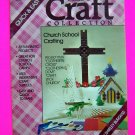 Quick & Easy Plaid's Church Sunday School Crafting Patterns Book Crafts Pattern