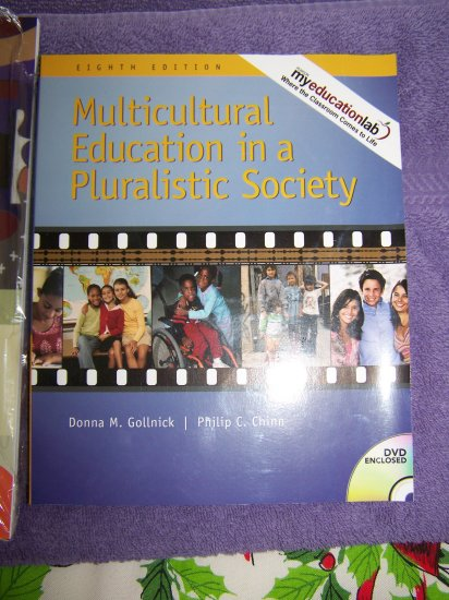 ISBN 978 0 13 613899 0 Multicultural Education in a Pluralistic Society & Exploring Diversity