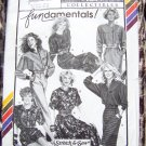 Ann Person Fundamentals Sewing Pattern 14 Wardrobe Clothing Patterns 180 All Sizes