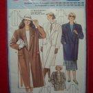 Burda Sewing Pattern 6466 Three Length Coat Jacket Patterns Sale