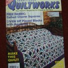 Quiltworks Pattern Magazine # 36 Feb March 1995 Quilting Patterns 15 +