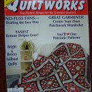 Traditional Quiltworks Quilting Patterns Magazine #20 July 1992