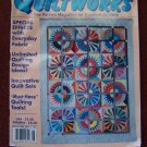 Quiltworks Pattern Magazine # 15 Aug Sept 1991 Quilting Patterns 20