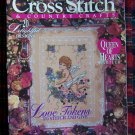 Cross Stitch & Country Crafts 20 Design Patterns Jan Feb 1994