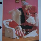 "Vintage 11"" Doll Clothes Wardrobe Crochet Pattern USA 1 Cent Shipping Special"
