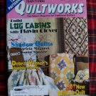 12 Quilt Patterns Magazine Traditional Quiltworks Quilting Pattern Magazine May 2001