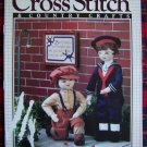 Vintage Cross Stitch & Country Crafts Back Issue Pattern Magazine March April 1988