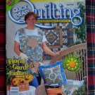 April 1998 Quick & Easy Quilting Pattern Magazine Quilts Patterns