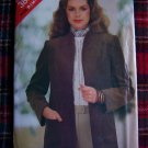 USA 1 Cent S&H Vintage Sewing Pattern Sz 14 16 18 Misses Blazer Suilt Jacket 3836