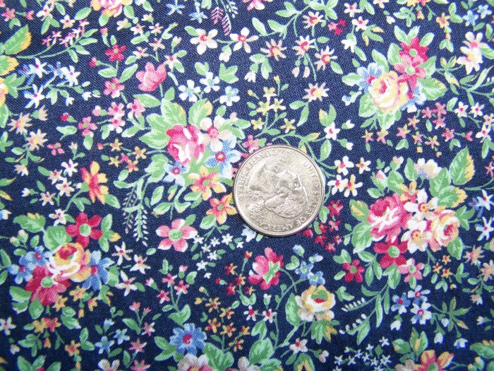 New Country Florals Cotton Fabric Concord Fabrics Kesslers 25 Anniversary