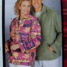 Men's or Women's Winter Fleece Sweatshirt Jacket or Top 5243 Sz S M L XL XXL
