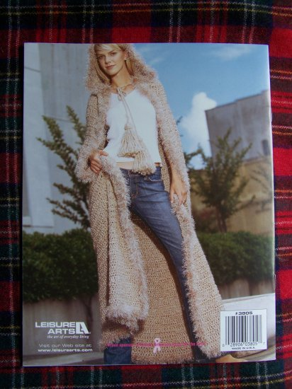 Crochet Patterns Ponchos Capes Shawls Hooded Maxi Cape Evening Shawl Pattern