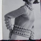 USA 1 Cent S&H Misses Vintage Knitted & Crocheted Clothing Patterns
