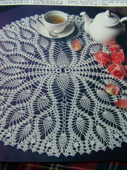 December 1991 Vintage Magic Crochet Patterns Magazine 75 Filet Patchwork 29 Crocheting Pattern Book