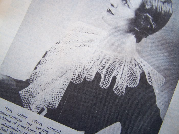 Old Antique Vintage Retro Crochet Patterns From 1800's 1900's Crocheting Patterns