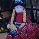 Heidi Sock Doll Sewing & Needlework Pattern USA 50 Cent Shipping Special
