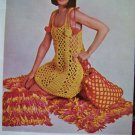 USA 1 Cent S&H Vintage 60's 70's Knitting Crochet Patterns Book