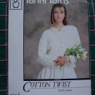 3 Tahki Yarns Knitting Patterns Womens Lattice Cardigan Eyelet Halter Seed Stitch T # 4