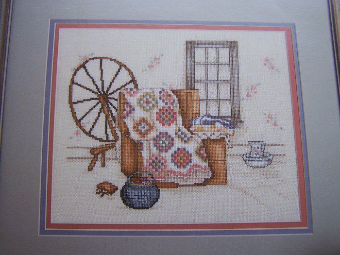1 Cent USA S&H Yesterdays Dream Cross Stitch Pattern Chart Leaflet # 449 Book 3