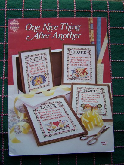 16 Vintage Embroidery Patterns One Nice Thing After Another Gloria Pat Book 11