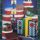 15 Vintage Plastic Canvas Patterns for Children Leisure Arts 221