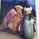 1 Cent USA S&H Oct 1989 Cross Stitch Patterns Nativity Set Samplers Hardanger
