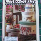 USA 1 Cent S&H Cross Stitch Patterns Charts Graphs March April 1991