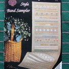 1992 Gloria & Pat 17th Century Style Band Sampler 175 Diagrams 50 Band Patterns 30 Tech
