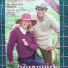 1980's Vintage Classic Knitting Patterns for Men & Misses Book 801