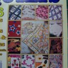 McCall's Spring 2003 A Year of Quilts 56 Ideas for Quilting Crafts Recipes